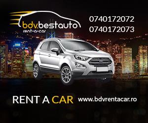 BDV - Rent a car Cluj Napoca